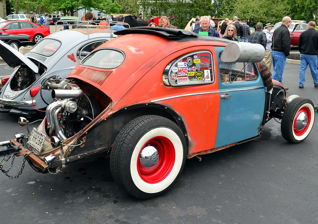 Page 27 in addition What The Vw Rat Rod together with Build A V8 Beetle Bug likewise 1833 furthermore 7133712889. on custom v8 vw beetles