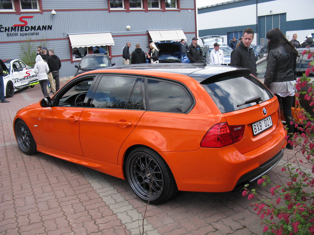 bmw 325d touring m sport e91 nakhon100 flickr. Black Bedroom Furniture Sets. Home Design Ideas