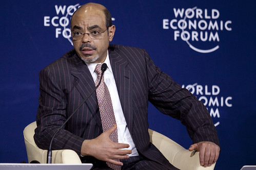 Meles Zenawi - World Economic Forum on Africa 2012 | by World Economic Forum