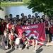 Harvard Dudley Dragon Boat team photo