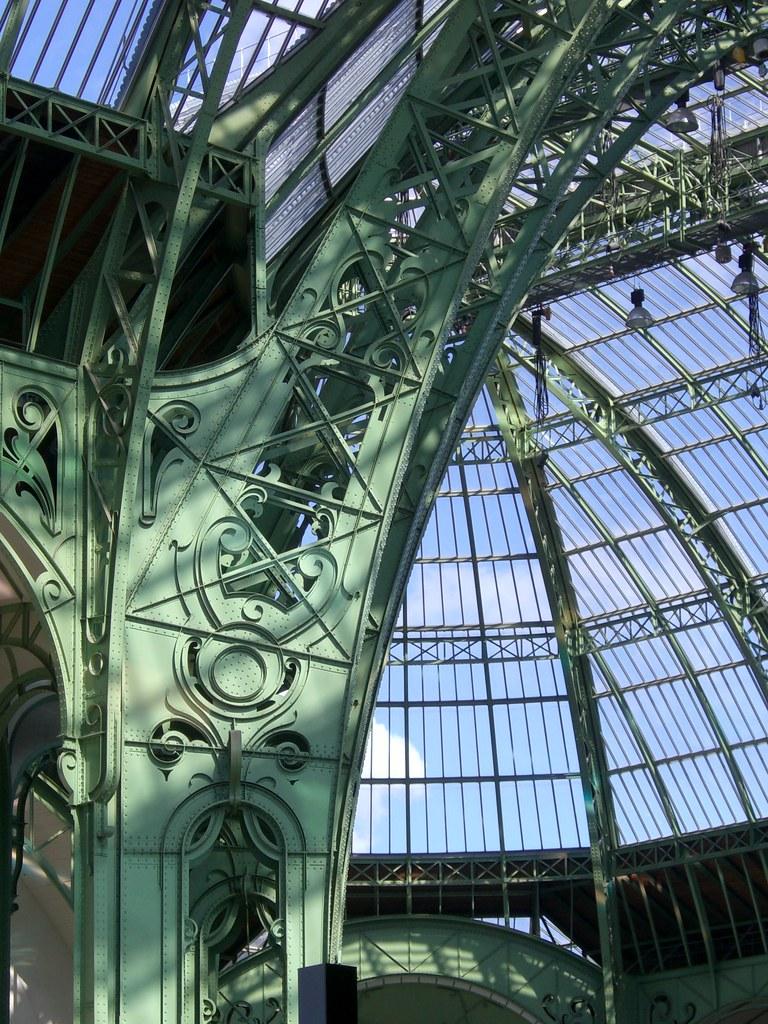 Grand palais 1900 paris viiie architecte henri for Architecte grand palais