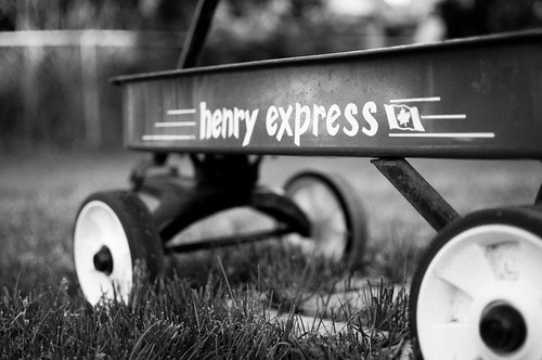henry express - b&w | by Es.mond