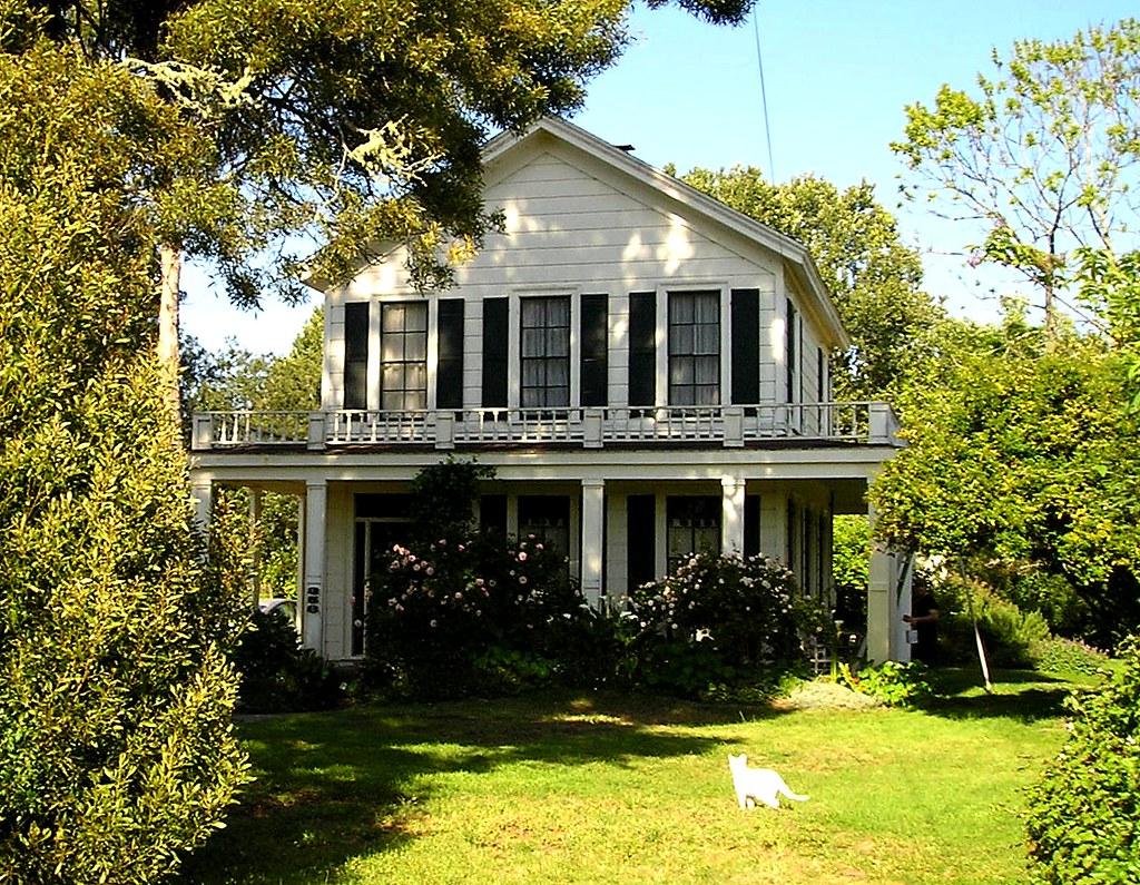 California san mateo county pescadero -  James Mccormick House Pescadero San Mateo County Ca C 1868
