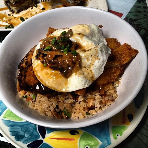 Loco Moco with Katsu at Da Kitchen! #hawaii #hi #dakitchen… | Flickr