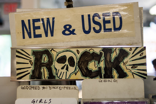 New & Used Girls Rock | by chrismar