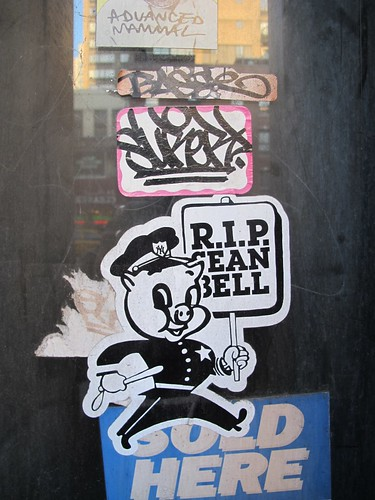 RIP Sean Bell and Sure, NYC, 2011 | by KET ONE