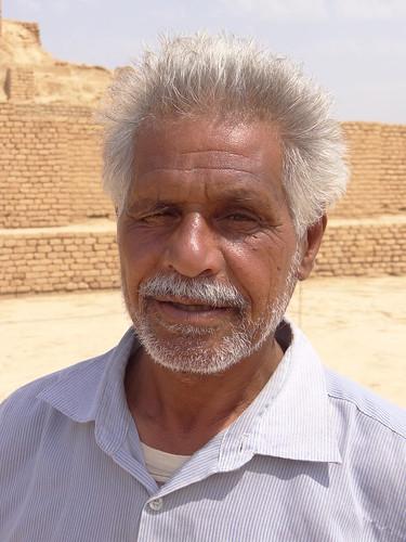 ... Guide at Site - Ziggurat - Choqa Zanbil - Southwestern Iran   by Adam Jones, - 7423739002_89bae4a8b9