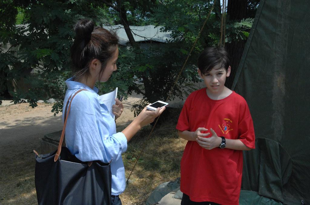 Boy Scouts Summer Camp 2012 - Korea District, Far East Cou