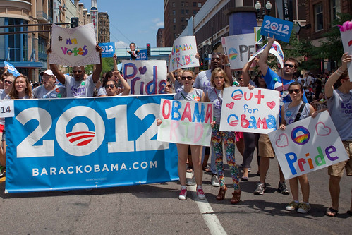 Twin Cities Pride Parade—June 24th, 2012 | by Barack Obama