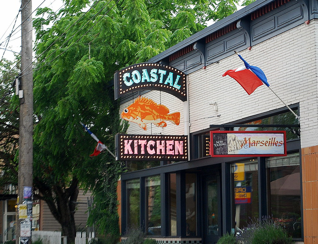 coastal kitchen seattle wa the awesome coastal kitchen with its city of the month si 5510