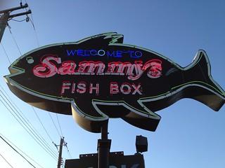 Sammy 39 s fish box oliverchesler flickr for Sammy s fish box