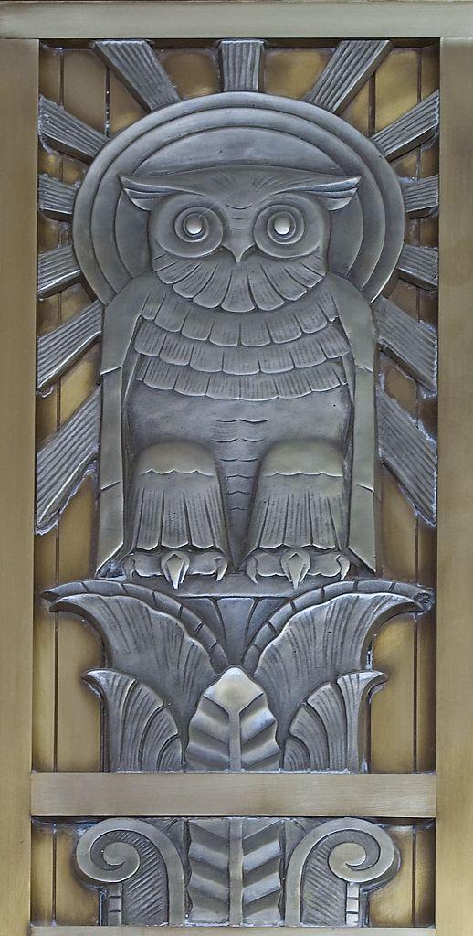 Výsledek obrázku pro Library of Congress owl