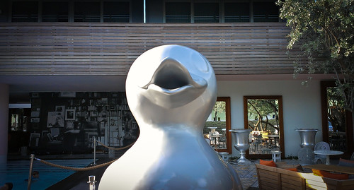 Rubber Ducky Statue at the SLS Hotel South Beach - Miami Beach, FL | by ChrisGoldNY