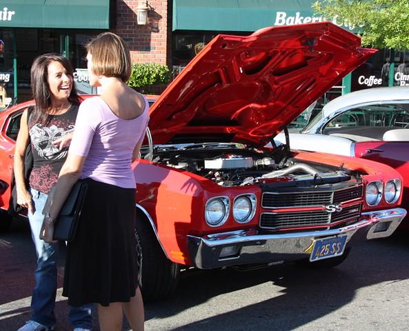 Danville Car Show July