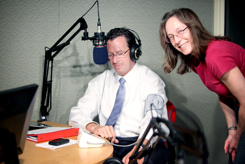 CMS: A Check-Up With Governor Dannel P. Malloy | by WNPR - Connecticut Public Radio