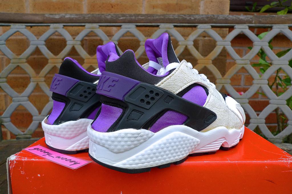 Nike Huarache Purple Punch