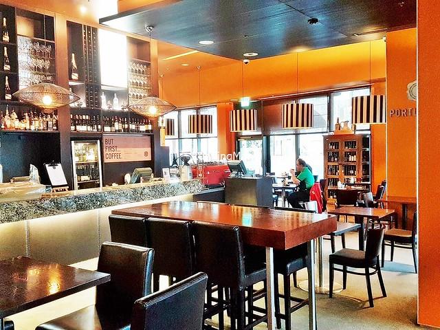 Rydges Hotel 09 - Portlander Bar & Grill