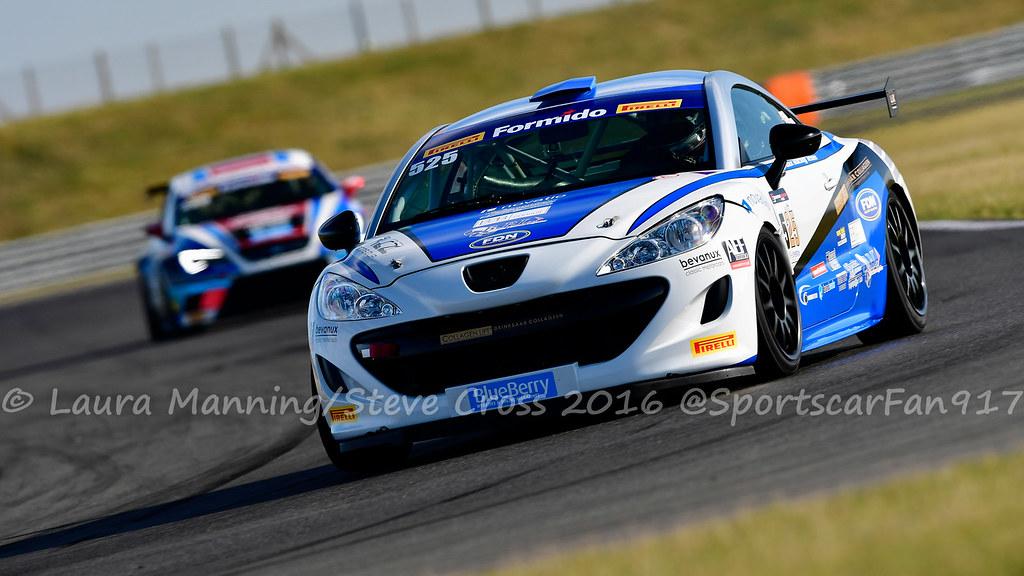 Traxx Racing - Chris Voet/Bart van den Broeck - Peugeot RC… | Flickr