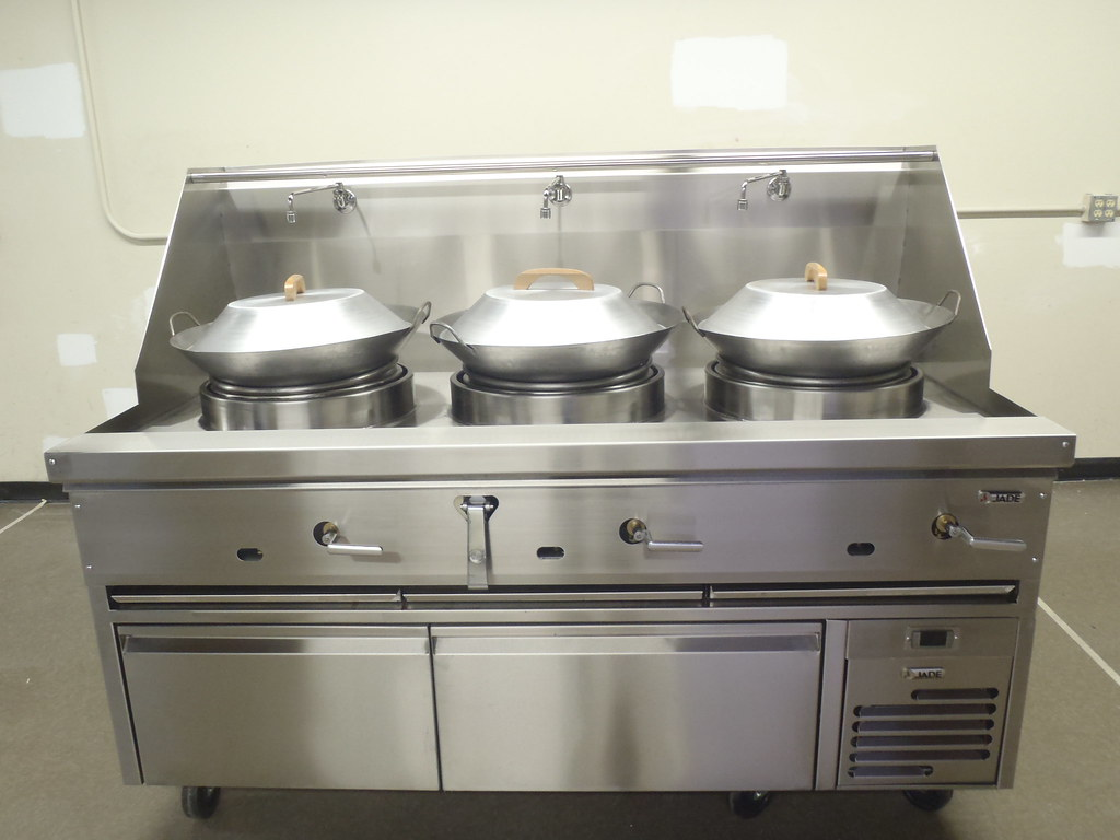 ... Titan Fire And Ice Custom Modular Wok Range (JRLH 02S T 72