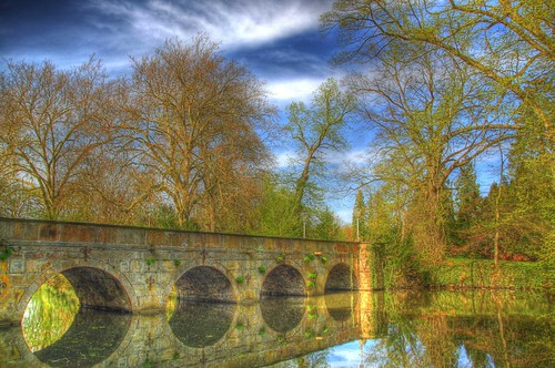 Ulenburg Bridge | by blavandmaster