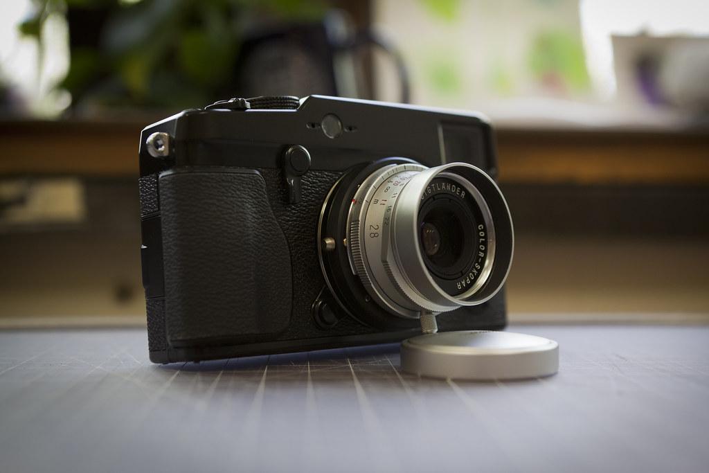 Fuji X Pro 1 Voigtlander 28mm F 3 5 Using Kipon Adapter Flickr
