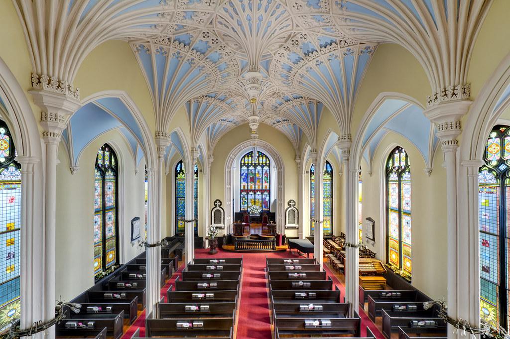 Unitarian Church In Charleston Sc By Steven Hyatt P Ography