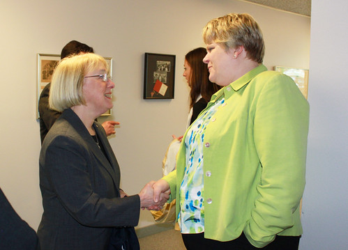 Senator Patty Murray visits LCC | by Lower Columbia College