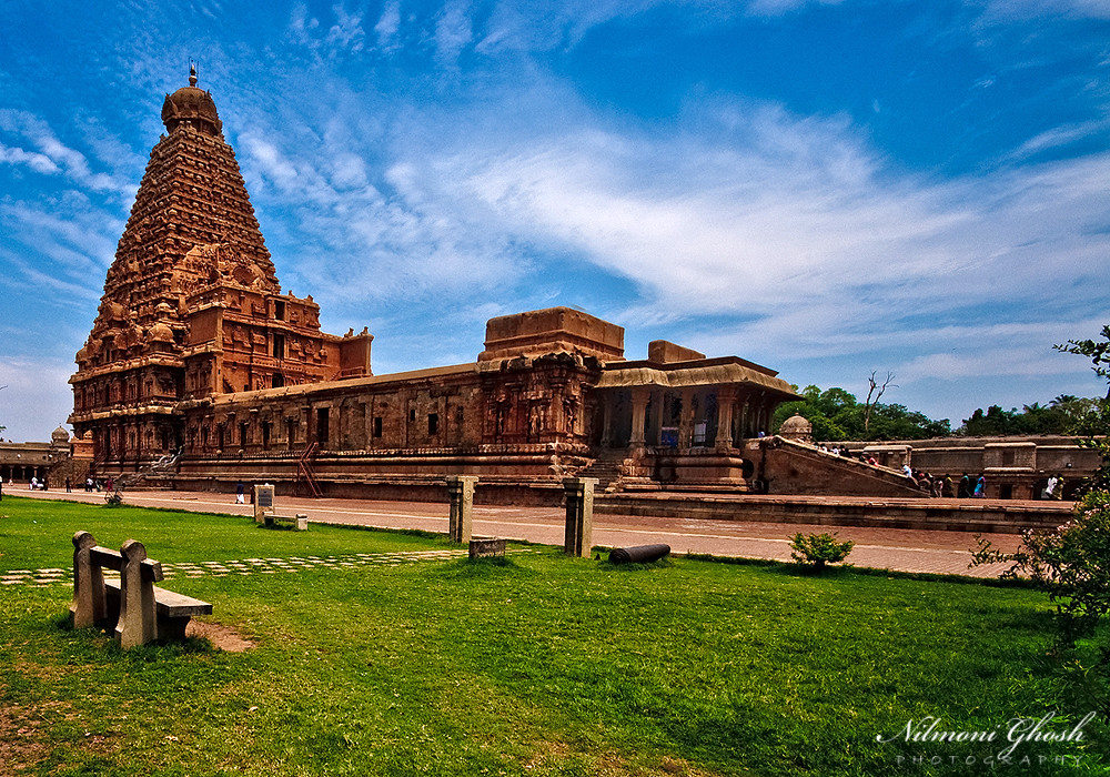 Thanjavur Big Temple Brihadeeswarar Temple At Thanjavur I Flickr