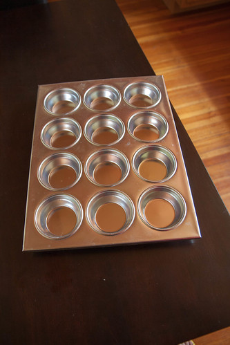 new muffin tin! | by m.wang