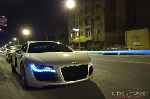Audi R8 Near Construction Site Here Is One Of My Best R8
