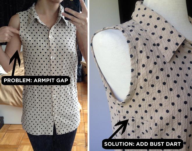 Что можно сделать из старой рубашки своими руками