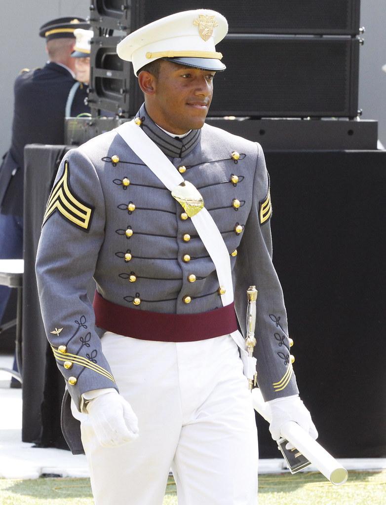 Matthew Carter 1 Class Of 2012 Cadet And Now 2nd Lt