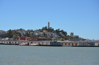 Golden Gate Ferry - Coit Tower | by AgentAkit