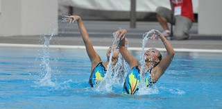 Southeast Asia Swimming Championships 2012 (Synchronised Swimming) Day Three 17 June 2012 | by Singapore Sports