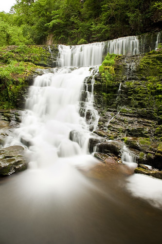 Waterfall in Wales | by Dean_Scott
