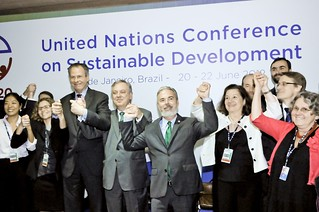 Officials Reach Agreement on Rio+20 Outcome Document | by United Nations Information Centres