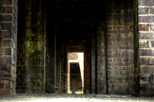 corridor | by Darren Chadwick (Getty Contributor)