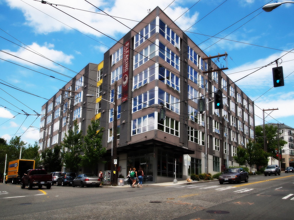 Olympus Apartments Seattle Reviews