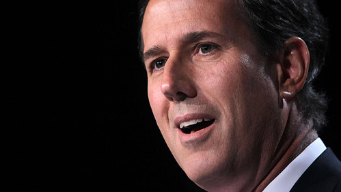 Rick Santorum, Presidential Candidate | by Kaufman4Congress