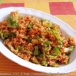 Bulgur-Salat nach Anteper Art