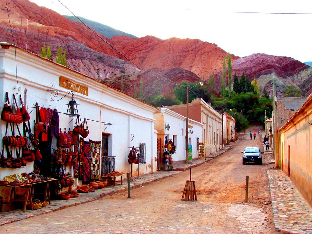 Resultado de imagen para cerro de los siete colores purmamarca