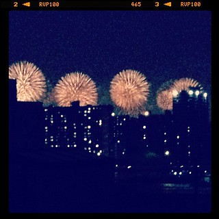 fireworks from dumbo | by trixieandpeanut