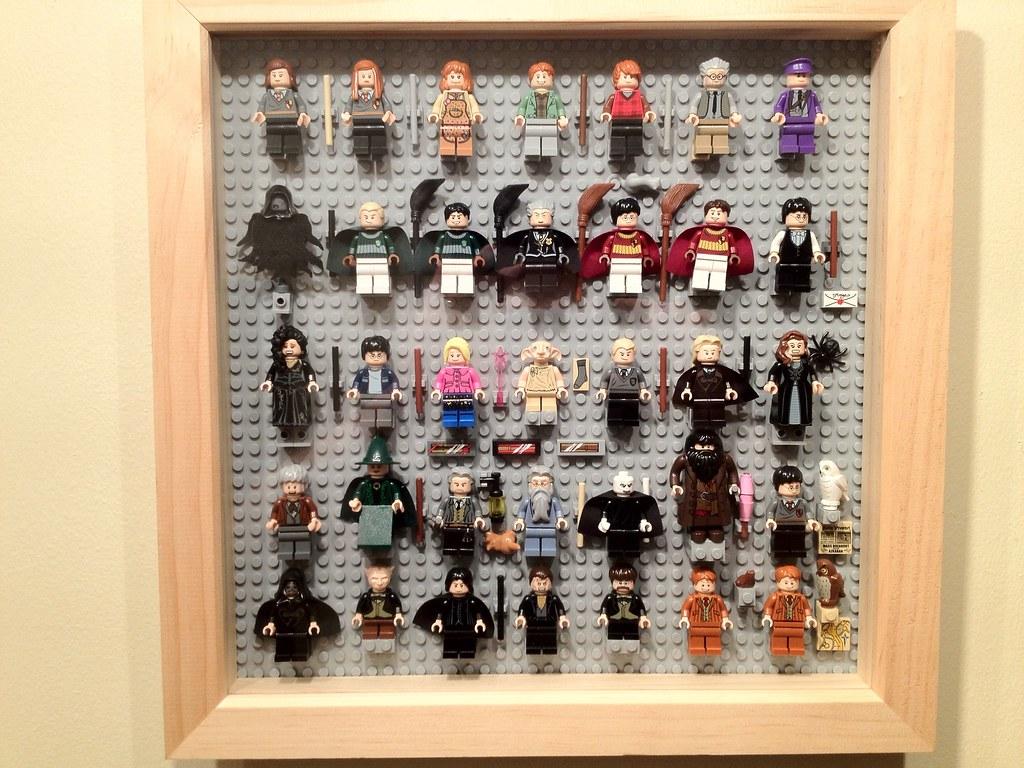 Lego Wall Art lego harry potter wall art | doomer72 | flickr