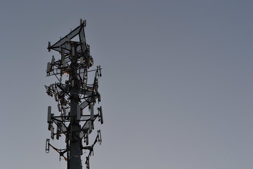 Cell phone tower | by Gary Lerude