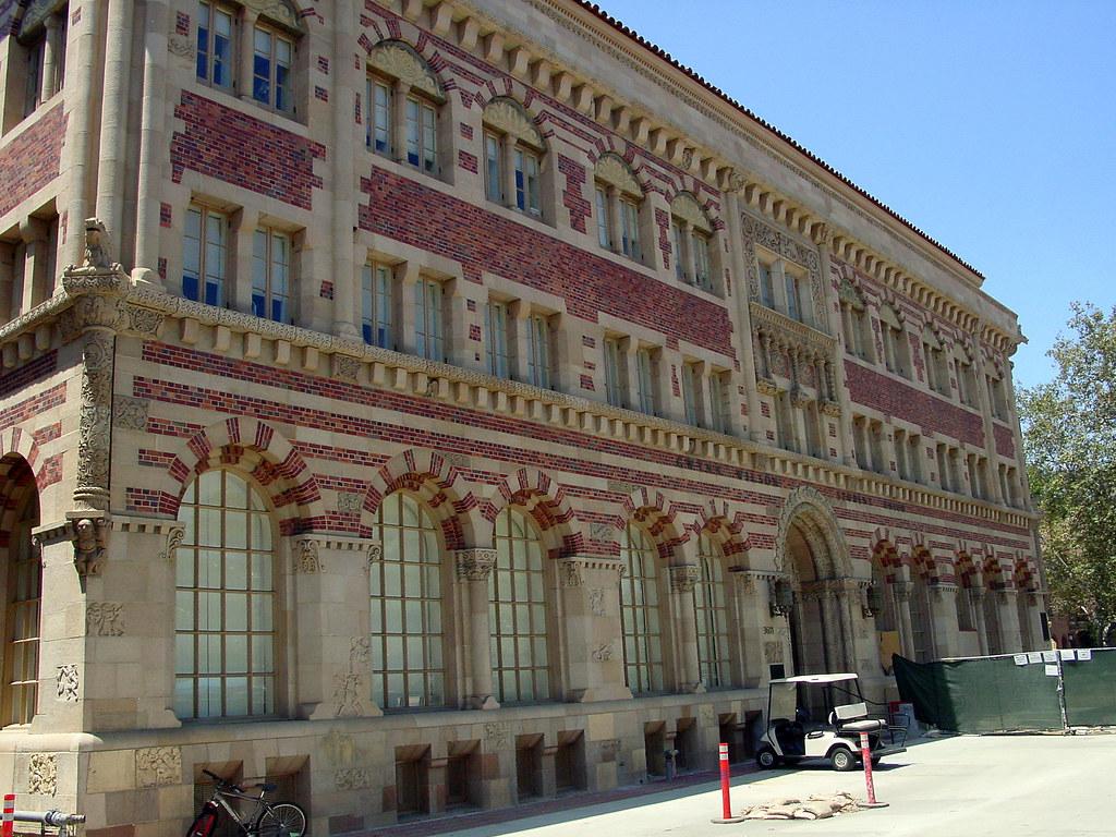 08c - USC - Student Union Building (E) | George Finley ...
