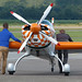 Extra 300L D-EXIR pushed for refuelling