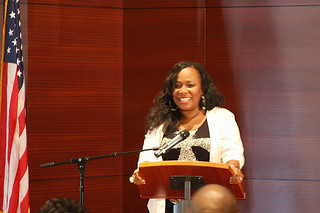 ReShonda Tate Billingsley - July 13, 2012 | by Kansas City Public Library