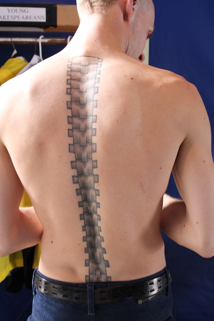 Is your spine aligned?