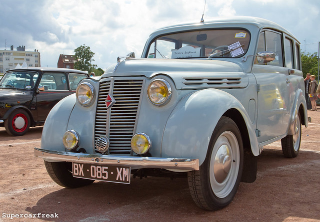 Renault juvaquatre dauphinoise flickr photo sharing - Groupe dauphinoise ...