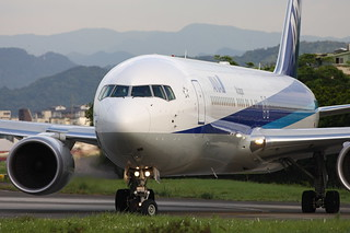 All Nippon Airways (ANA) JA625A@RCSS | by Yung Chin Su